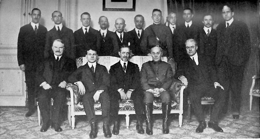 Woodrow Wilson's The Inquiry