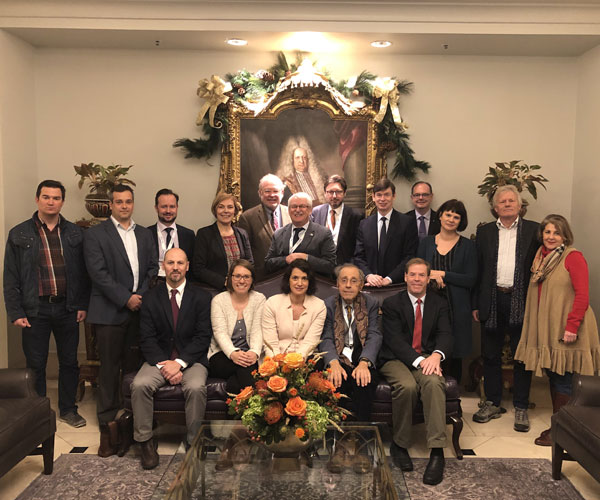 Austrian American Organizations Summit