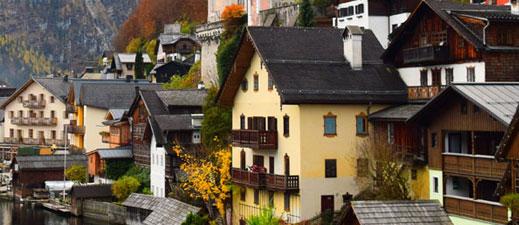 Austrian Town