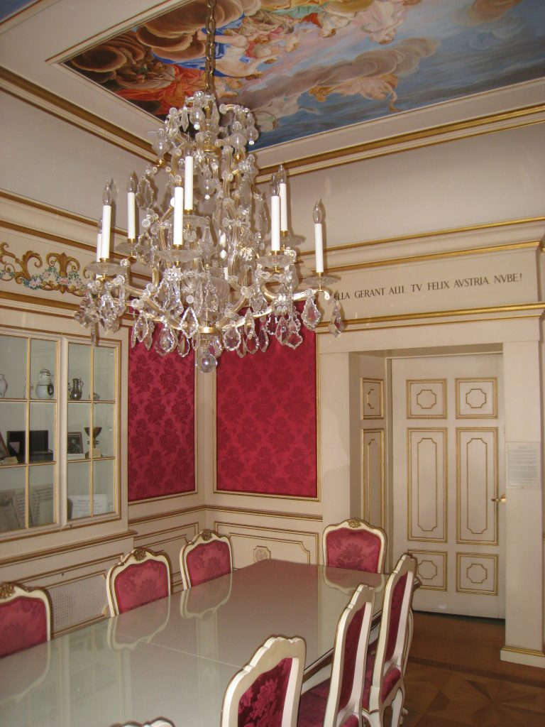 The Austrian Nationality Room