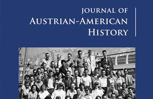 The Journal of Austrian-American History is an open-access, peer-reviewed, scholarly journal sponsored by the Botstiber Institute for Austrian-American Studies and published by Penn State University Press.