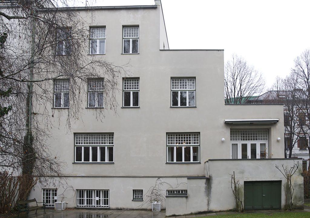 Scheu House designed by Adolf Loos