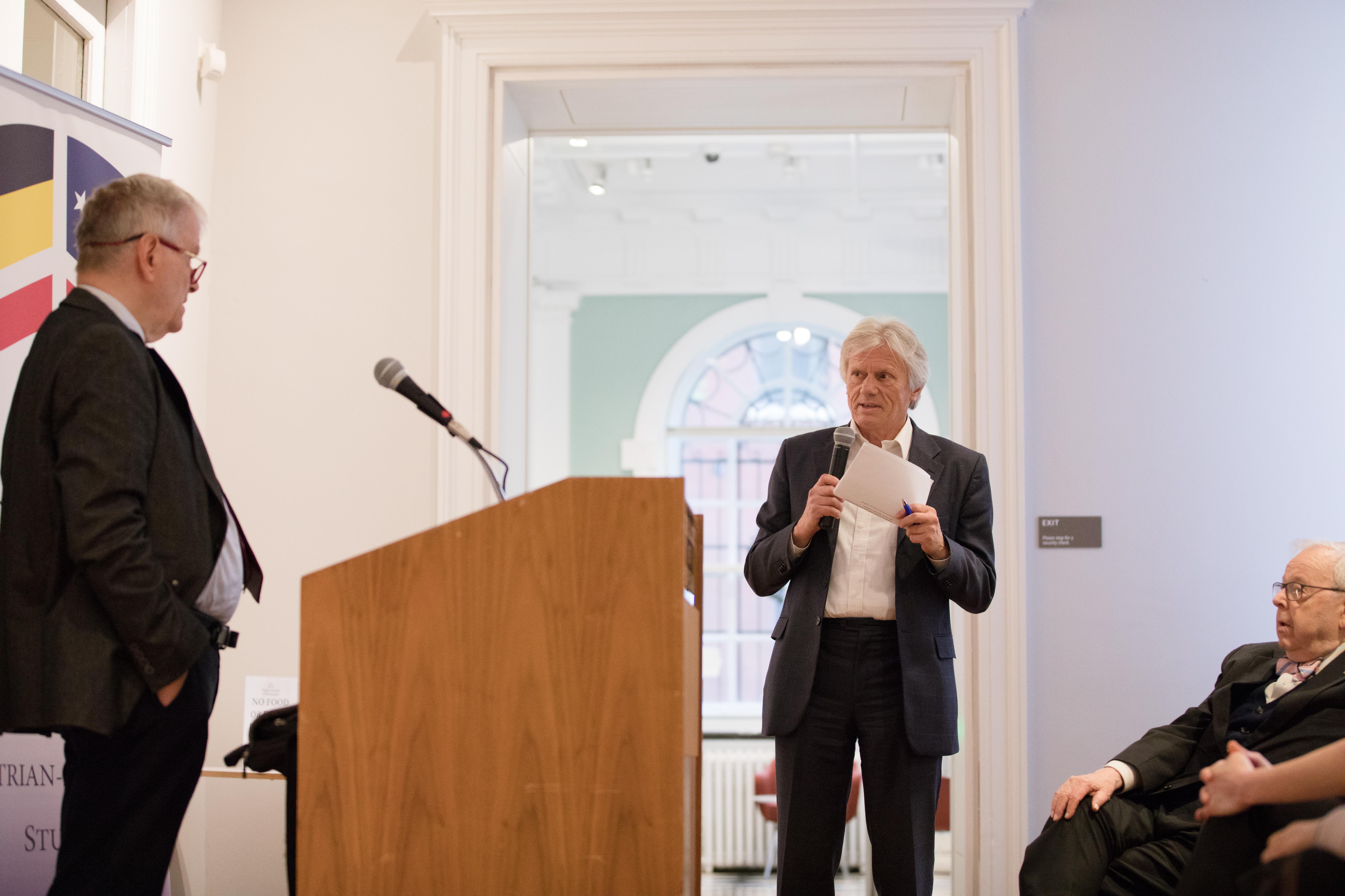 Annual Lecture Dr. Anton Pelinka