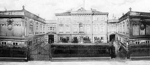 Fascade US Embassy Vienna