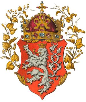 Wappen KÃnigreich BÃhmen