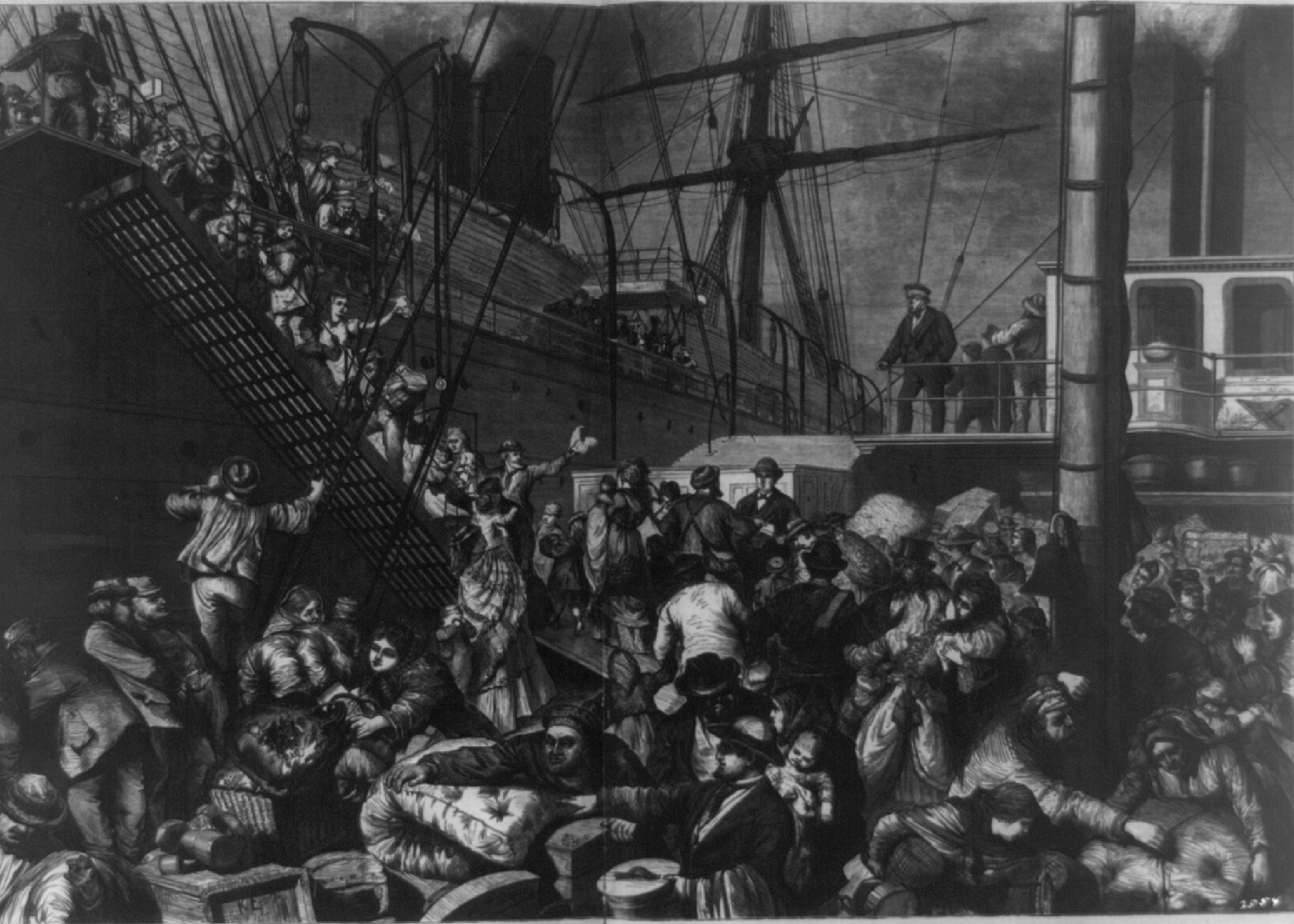 Transatlantic Migration & Ethnic Identity